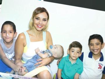Chenoa, Pau Danés y Miguel Indurain se unen a otros artistas para apoyar a niños que esperan un trasplante