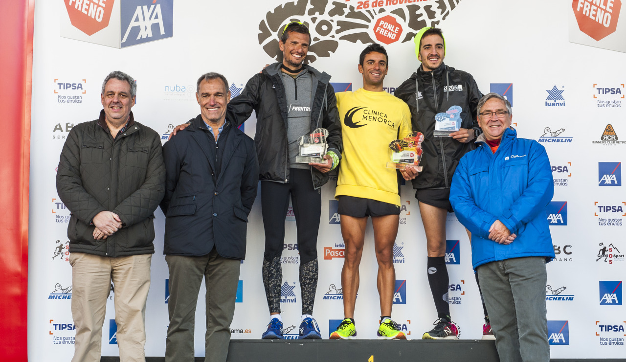 9ª Carrera Ponle Freno Madrid