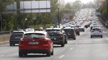 Tráfico en las carreteras
