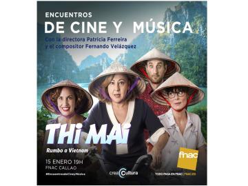 CreaCultura celebra el encuentro de Cine y Música de la película 'Thai Mai, Rumbo a Vietnam'