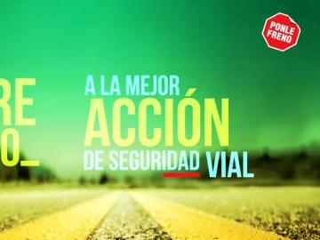 Premio Ponle Freno a la Mejor Acción de Seguridad Vial