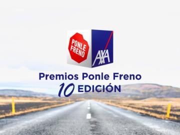 Décima edición de los Premios Ponle Freno