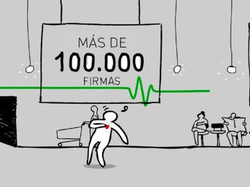 Más de 100.000 firmas apoyan la instalación de desfibriladores en espacios públicos