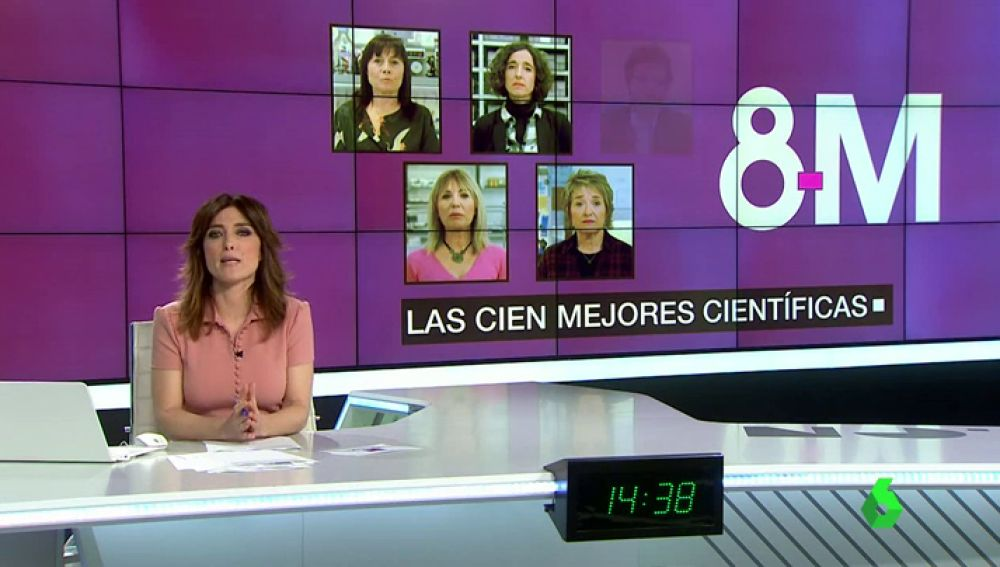 Las mujeres sólo ocupan el 20% de los puestos de liderazgo en el ámbito científico en España