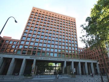 Ministerio de Sanidad Servicios Sociales e Igualdad