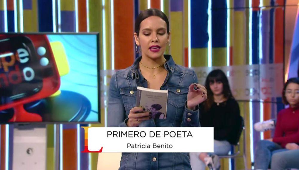 """Cristina Pedroche: """"Hay un libro que no puede faltar en mi mesilla de noche"""""""