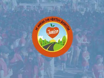 Vente a de 'Marcha con Objetivo Bienestar Junior'