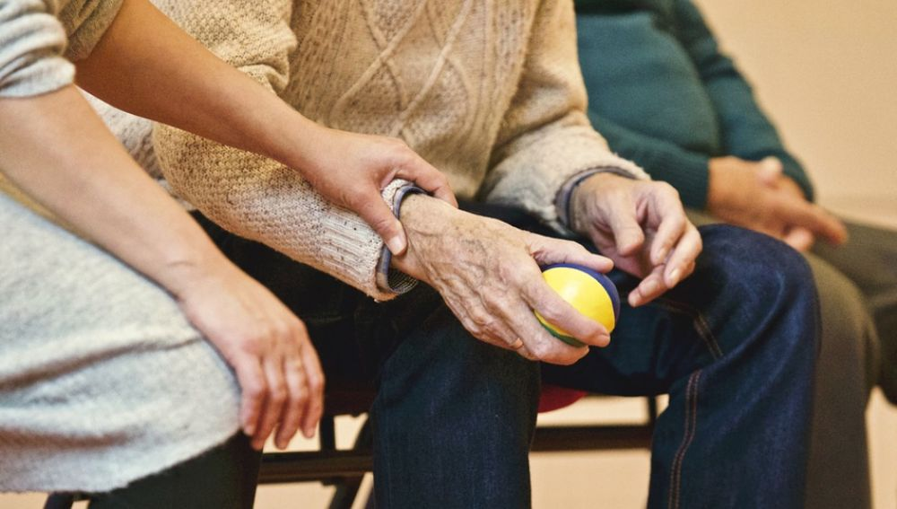 Atención ancianos