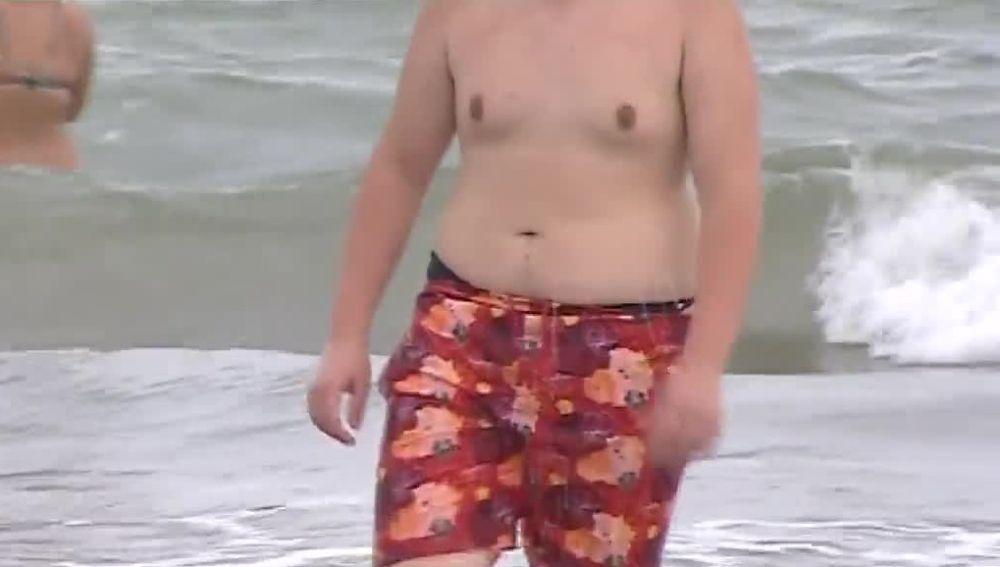 Niños con obesidad
