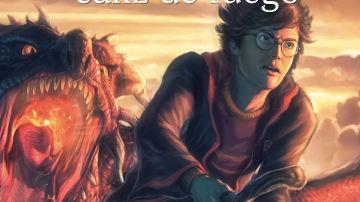 Harry Potter y el Cáliz de Fuego de J. K. Rowling