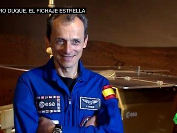 <p>Pedro Duque: del Espacio al Ministerio de Ciencia, Innovación y Universidades </p>