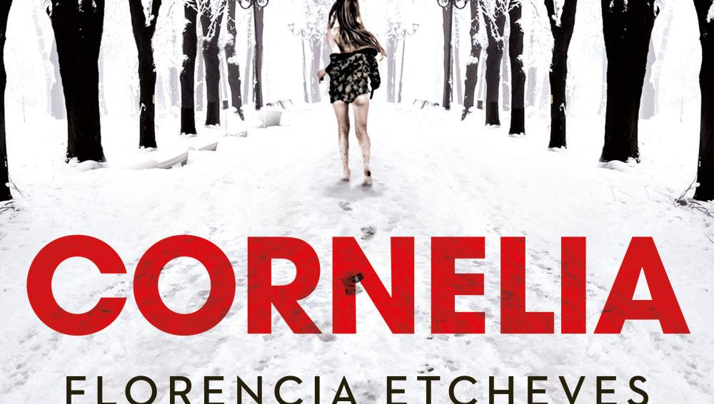 Portada de 'Cornelia', de Florencia Etcheves