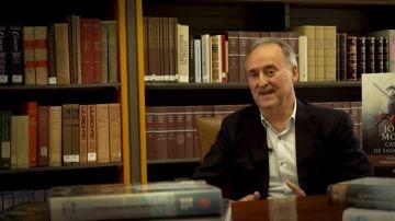 Poder, amor y venganza en la nueva novela de Jorge Molist 'Canción de Sangre y Oro'