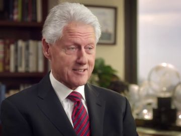 """Bill Clinton: """"Ser presidente puede ser el trabajo más difícil del mundo"""""""