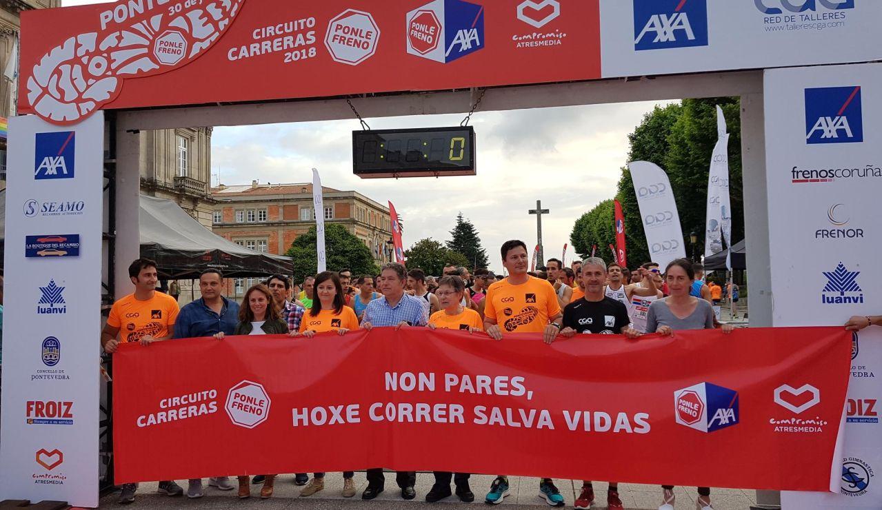 Carrera Ponle Freno Pontevedra 2018