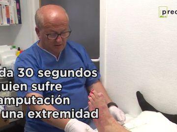 Nueva terapia para la úlcera de pie diabético: Membrana Amniótica
