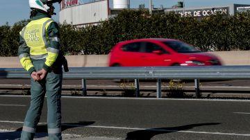 Catorce fallecidos en las carreteras españolas durante el fin de semana