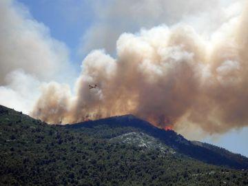2018 sigue siendo el mejor de la década en cuanto a incendios forestales