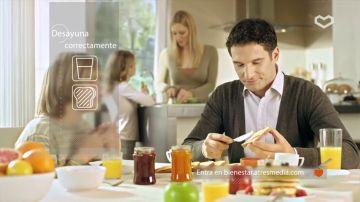 Desayuna en casa correctamente para afrontar la mañana con energía