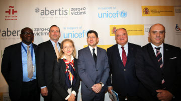 Abertis se une a Unicef para mejorar la seguridad vial infantil en el mundo