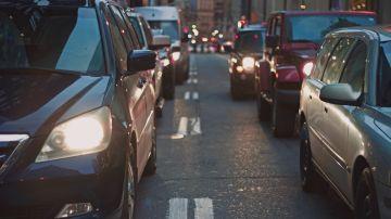 Tráfico en las grandes ciudades