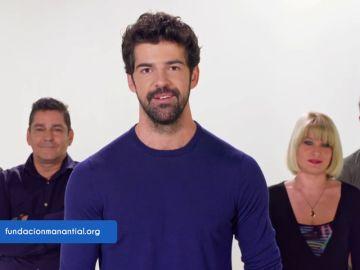 """Miguel Ángel Múñoz protagoniza la campaña de Fundación Manantial: """"La salud mental es cosa de todos"""""""