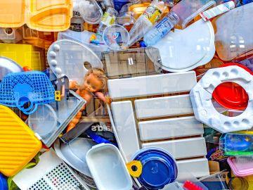 Objetos para reciclar