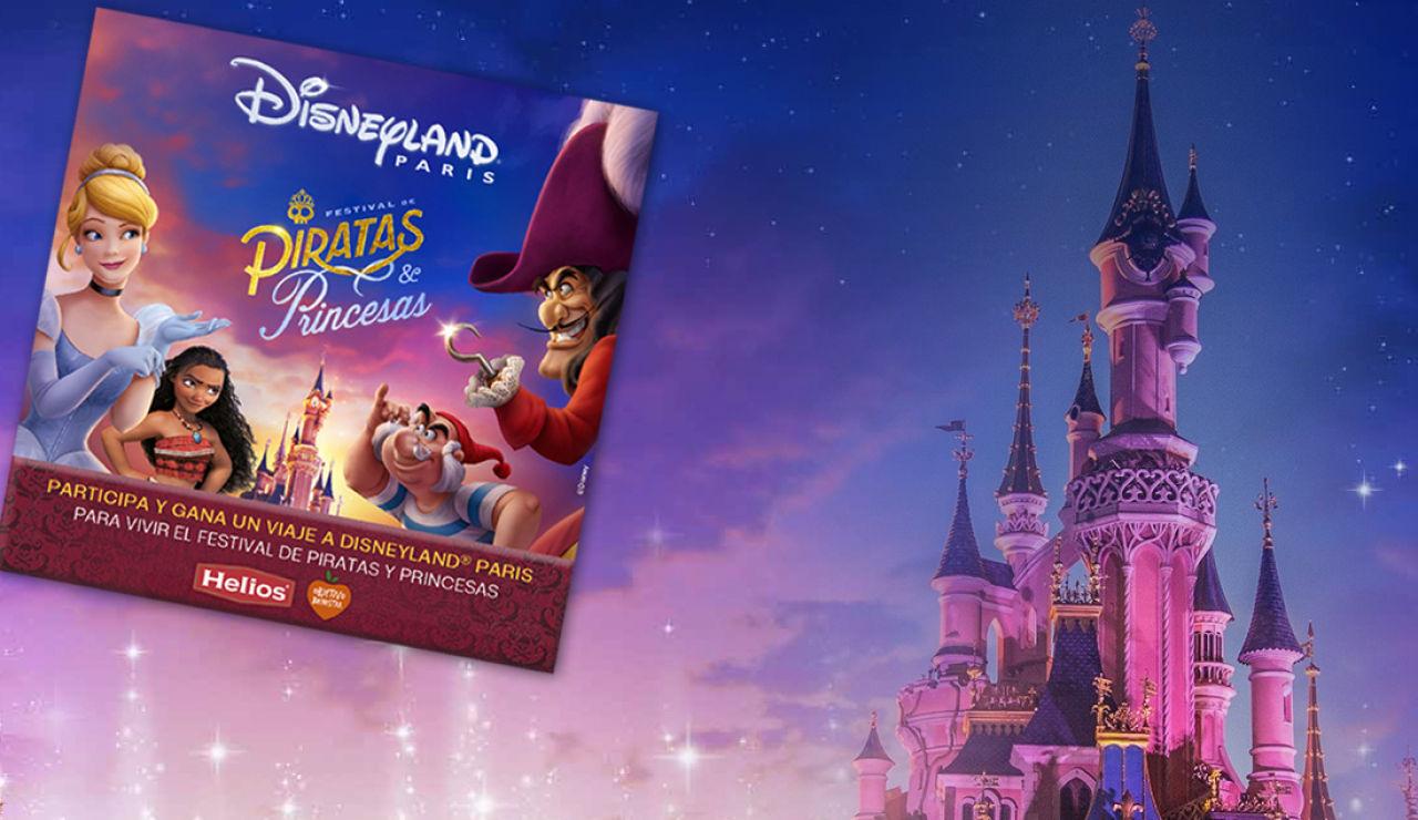 Concurso Disney y Objetivo Bienestar