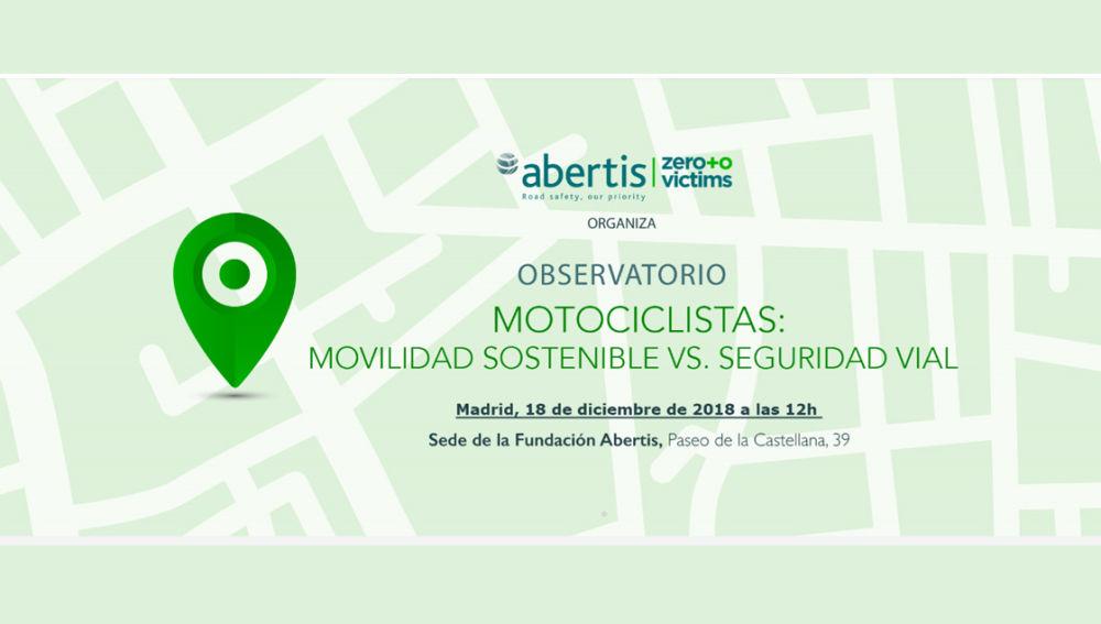 Jornada de debate sobre motociclistas de la Fundación Abertis