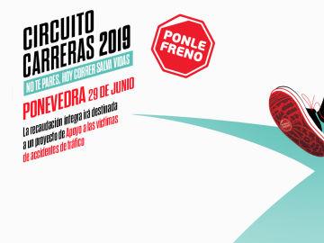 Carrera Ponle Freno Pontevedra