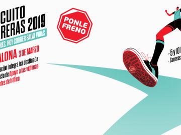 Carrera Ponle Freno Badalona 2019