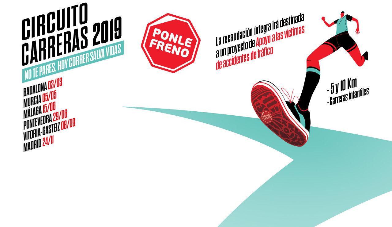 Circuito de Carreras Ponle Freno 2019