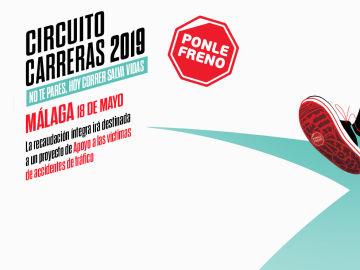 Málaga, 18 de  mayo