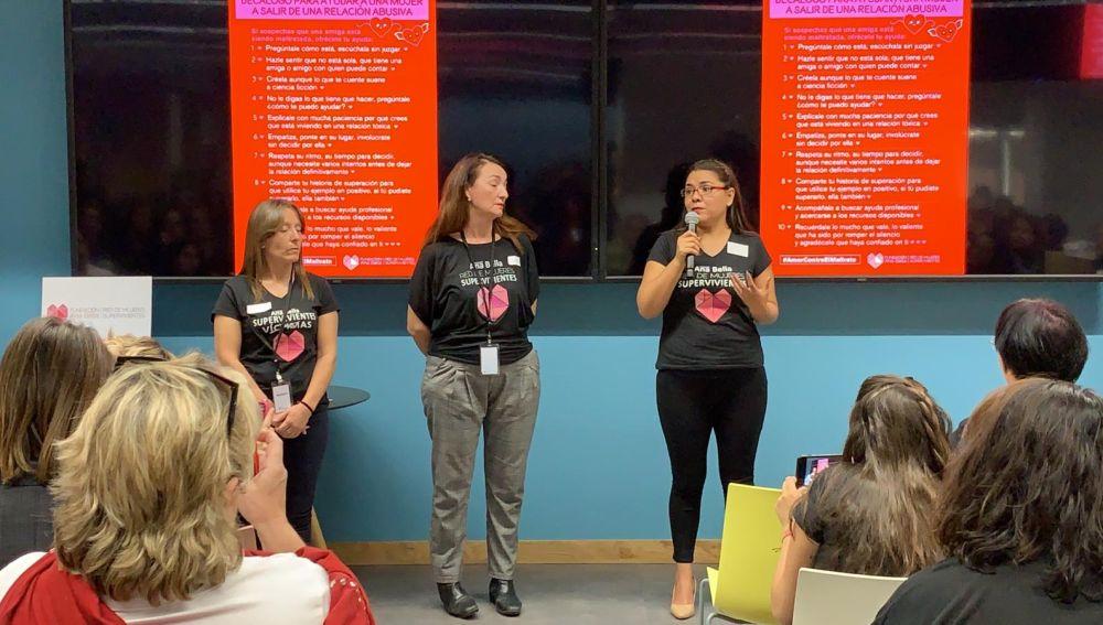 La Fundación Ana Bella celebra el I Encuentro Internacional Red de Mujeres bajo el lema 'Amor contra el maltrato'