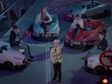 Aprende seguridad vial jugando en la autoescuela Ponle Freno de Micropolix