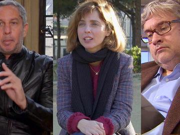 Guillermo Martínez, Juan Manuel de Prada y Leticia Dolera en el próximo Crea Lectura