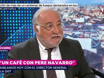 """Pere Navarro: """"La DGT no pone radares solo para recaudar"""""""