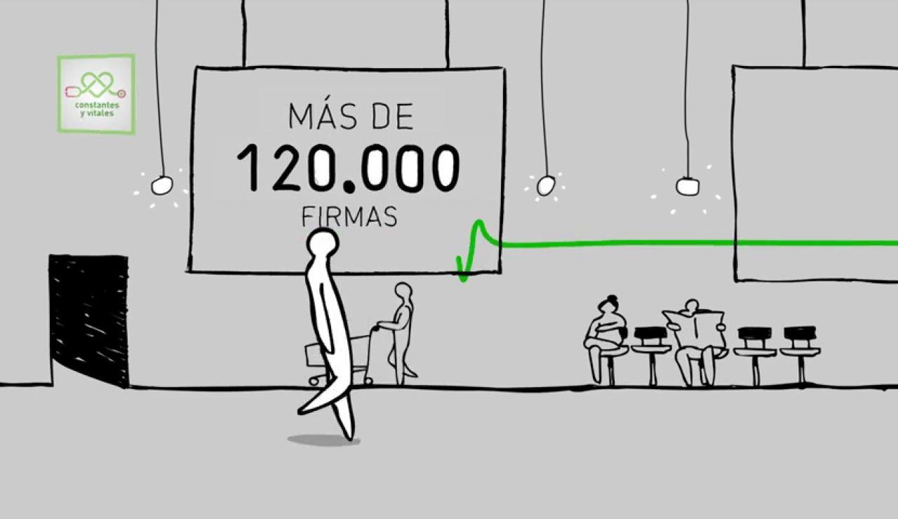 Más de 120.000 firmas piden a las comunidades autónomas que instalen desfibriladres en espacios públicos
