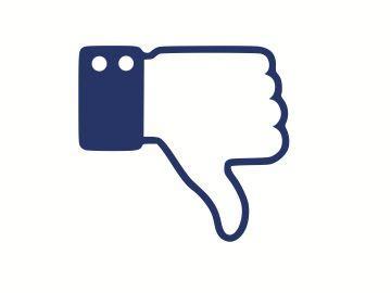 La reputación de Facebook en mínimos
