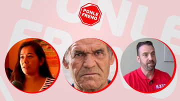 Finalistas a Ciudadano Ponle Freno 2019