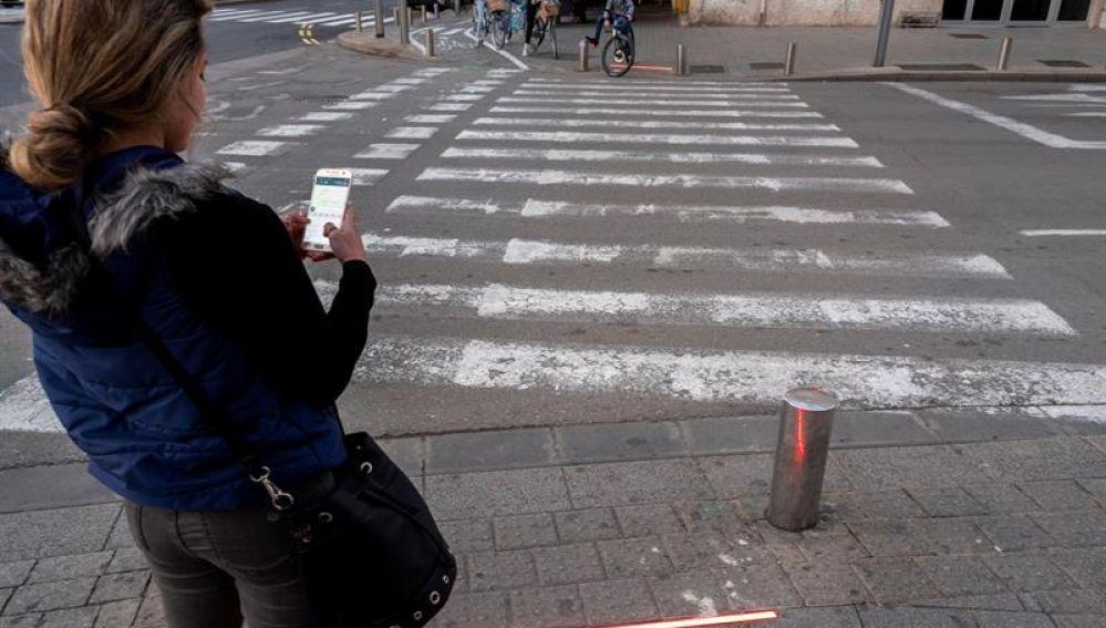 Luz para zombies en Tel Aviv