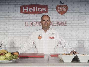 Raúl Resino, el chef del desayuno saludable