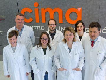 Investigadores del CIMA y la Universidad de Navarra