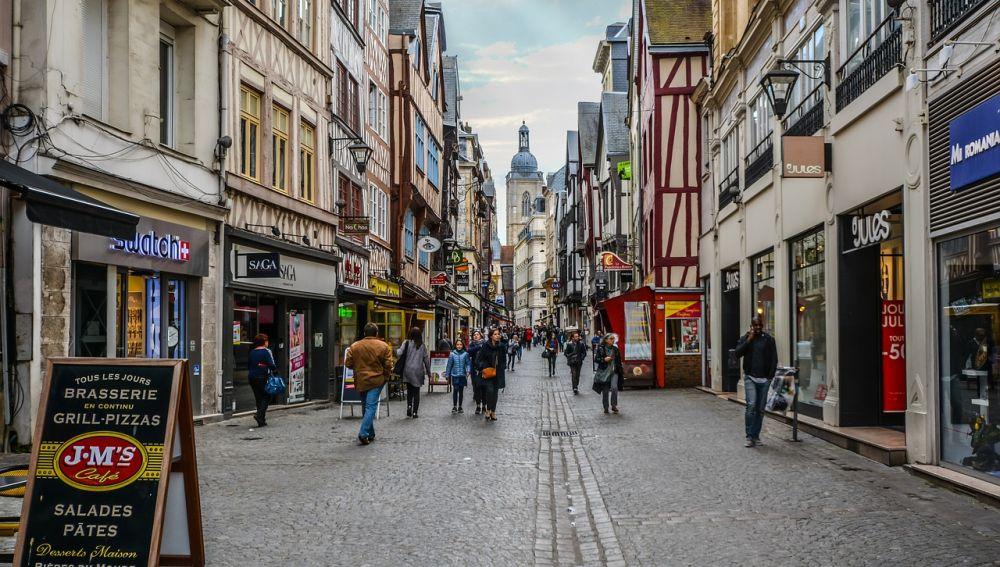 Calle europea