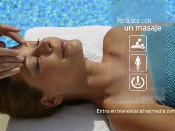 Un masaje de espalda eliminará nuestra tensión muscular y mejorará nuestra salud física y psicológica