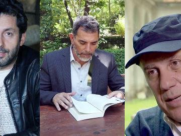 Manuel Ríos San Martín, Víctor del Árbol y Federico Moccia en Crea Lectura