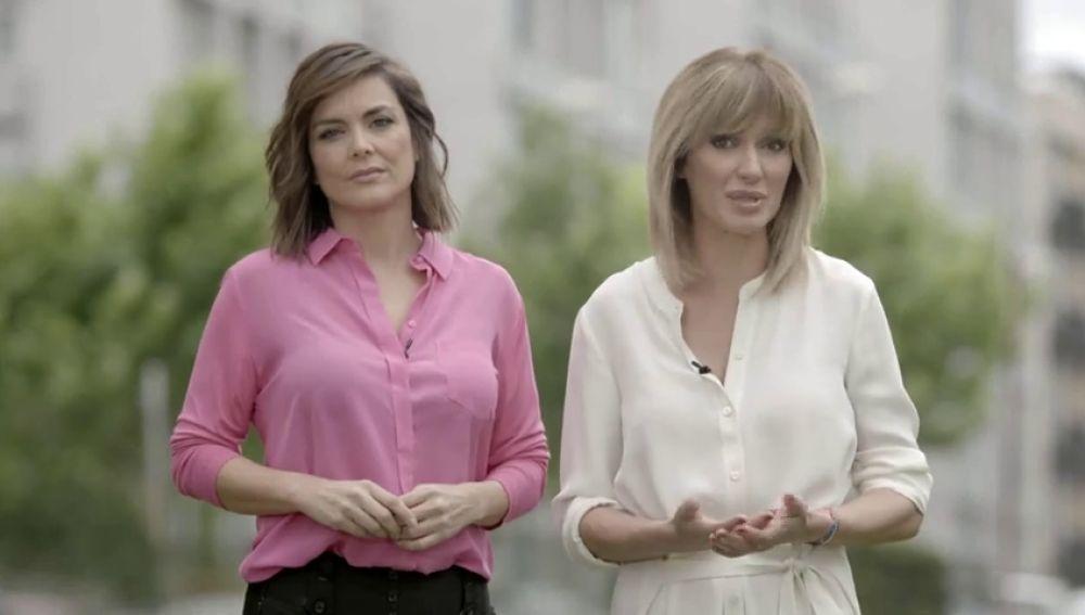 """Mónica Carrillo y Susanna Griso : """"Ocho de cada diez mujeres asesinadas este año no habían denunciado"""""""