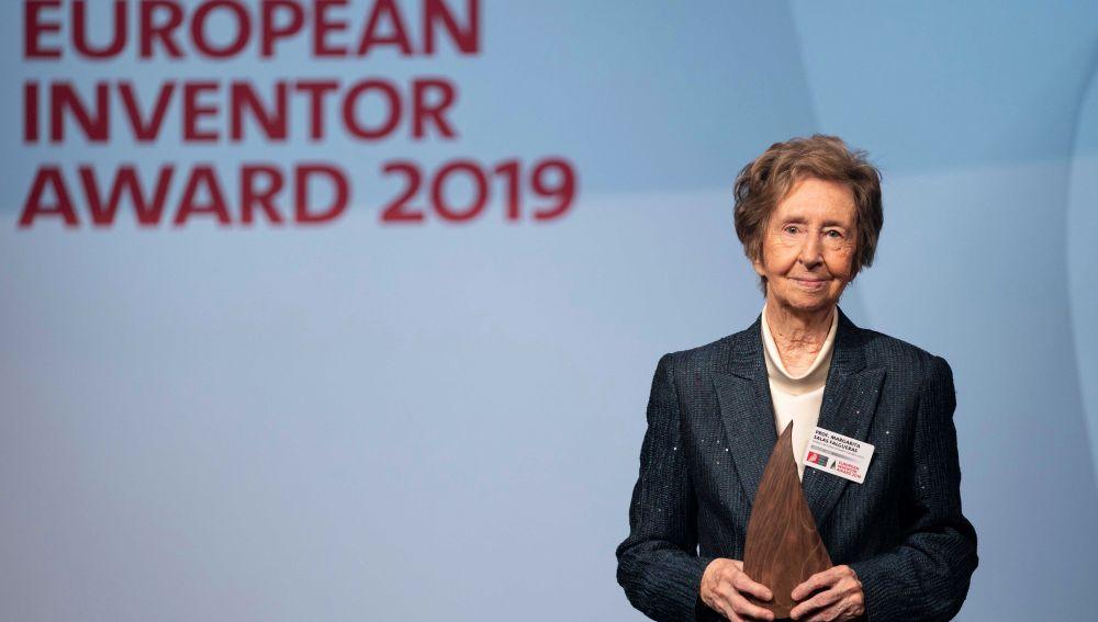 La bioquímica española Margarita Salas, galardonada con el Premio Inventor Europeo 2019