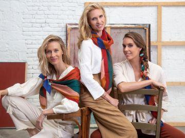 Judit Mascó, Vanesa Lorenzo y Ona Carbonell