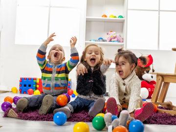 La OMS avisa de que los niños deben jugar para asegurar un buen crecimiento